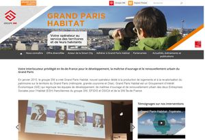 Détails : Grand Paris Habitat